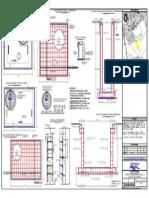 (AP-3801 Rev.1) Salida Radial 400mm L-A de Acued 800mm Grp-parque Samanes-AP-3801e-Estructural