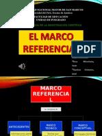 El marco referencial
