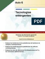 Capitulo 6 Tecnologias Emergentes