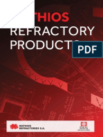 1. Mathios Refractories Catalog Web Edition