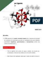Aula 2 Teoria Do Campo Ligante TCL PDF