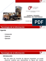 Objetivos de TGS
