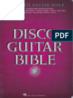 Disco Guitar Bible - [PVG]