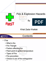 Fire and Explosion Hazards Oct 13 2015 - Final