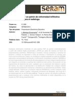 SERAM2014_S-1328 Como Reconocer Un Patrón de Enfermedad Infiltrativa Difus_ Un Reto Para El Radiologo