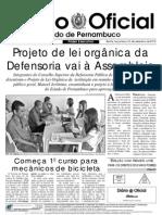 23.09.2014 - Diário Oficial de Pernambuco