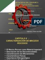 Cap.ii Caracterizacion Del Masizo Rocoso
