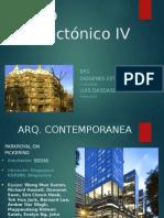 Diseño Arquitectónico IV