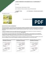 Comment Modifier Un Moteur Triphase en Monophase Avec Un Condensateur