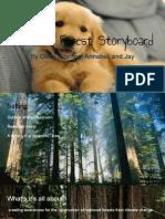 redwood solution storyboard