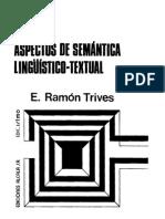 Aspectos de Semantica Linguistico-textual