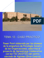 Tema 12 - Power point