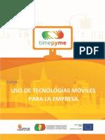 Tecnologías Moviles. Mejora de La Competitividad en La PYME