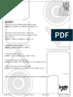 Planificacion Gira Hollandfly