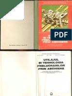 Utilajul si Tehnologia prelucrarilor prin aschiere.pdf