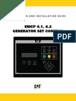 LEBE0006-01 A&G EMCP 4.1,4.2