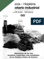 El Recetario Industrial Hiscox-Hopkins