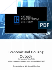 2015 Economic and Housing Outlook