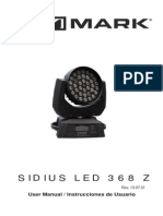 Sidius Led 368z Fullmanual 7 v130701