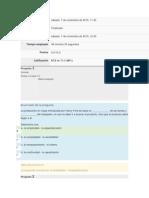Retroalimentación Quiz 1 Proceso Administrativo