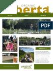 Organic Alberta Fall 2015 Magazine