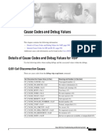 Q.850 ISDN Cause Codes