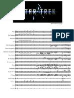 Star Trek Medely Concert Band