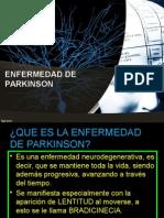 Charla Educativa Enfermedad de Parkinson