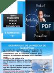 Estrategias de marketing 4P