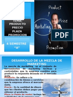Estrategias de marketing 4P