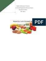 Nutricion Cromo y Selenio