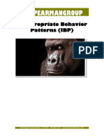 Inappropriate Behaviour Patterns_IBP