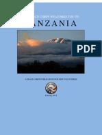Peace Corps Tanzania Welcome Book 2015