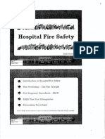 Hospital Fire Safety CBT Slides