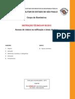 IT-06-2015 Acesso de Viaturas Na Edificacao e Areas de Risco
