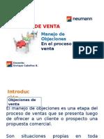 7. Manejo de objeciones en las ventas - 2015 A.pptx