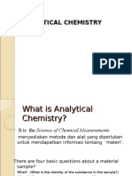 ANALYTICAL CHEMISTRY lecture1(2012).ppt