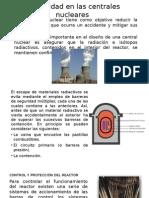 Seguridad en plantas nucleares