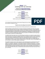 Al Farabi Catalogo de Las Ciencias