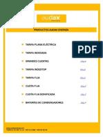 01-Información y Descripción Productos AudaxEnergia