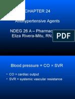 Chapter_024 - Antihypertensive