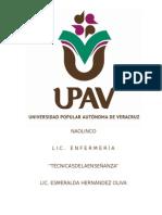 Antología ENFERMERIA
