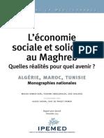 1386003003 IPEMED Economie Sociale Et Solidaire Maroc Algérie Tunisie