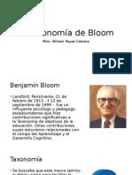 Presentación Bloom William Optativa