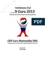 pembahasan soal osn guru matematika sma2013tingkatkabupatenkota-140317041951-phpapp01