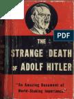 Strange Death of Adolf Hitler 1939