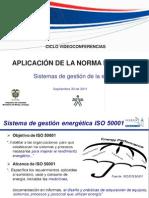 AplicacionDeLaNormaISO50001