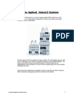 10 Agilent NanoLC System