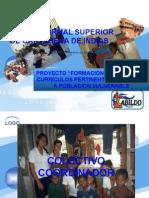 Socialización Proyecto Pob.vul.2014