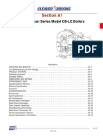 Section A1 CB-LE Boilers